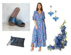 """""""Spring Look 1"""" by tsongausa on Polyvore featuring Spell and Kate Spade"""