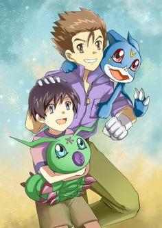 Ryo and Ken