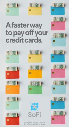 how to get a loan to pay off credit cards