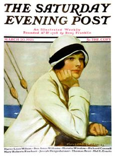 Sat Eve Post Cover ILL.  -  Mar 20 1926