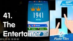 Piano Tiles 2 - The Entertainer - 1941 - Android GamePlay [HD]