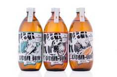Capital Brew (Student Project) on Packaging of the World - Creative Package Design Gallery