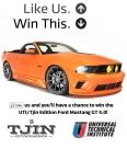 Win the Mustang
