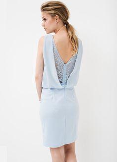 5f18fdcb5034ad FASHION SALE - Ideaal zomer jurkje van Tramontana met een mooi  rugdecolleté! (Exclusief in