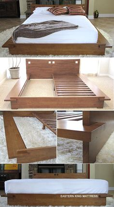 PLATFORM BEDS: