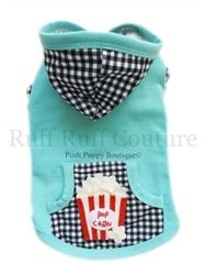 Popcorn Time Boy Hoodie- Apparel - Hoodies & Sweatshirts Posh Puppy Boutique