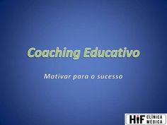 O Coaching educativo é: Facilitador do processo de estudo/aprendizagem; Um condutor para o êxito escolar, autonomia e auto- realização. Um gerador de mudanç…