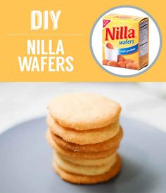 Homemade Vanilla Wafers | 27 Classic Snacks You'll Never Have To Buy Again
