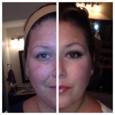 Before & After with Younique Products! www.youniqueproducts.com/LiciaMoffett