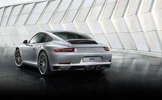 Dit is de vernieuwde Porsche 911, standaard met turbo