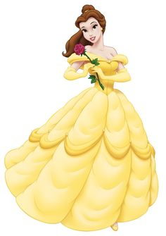 Belle in my opinion isn't at all interesting, she as a chatecter isn't msgical at all and that in my opinion makes her less interesting. Her yellow dress looks abit too much