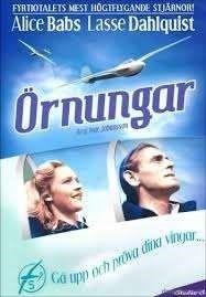 Örnungar, [Videoupptagning] /, manuskript: Ella Fallenius och Bertil Edgardh ; regi: Ivar Johansson .... #film #dvd