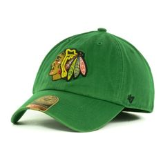 d6f54e6781a9a Chicago Blackhawks Kelly Green Franchise Fitted Hat by  47 Brand  27.95  ChicagoBlackhawks  Blackhawks Jerseys