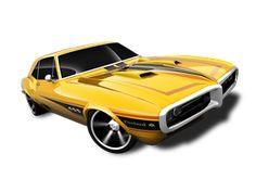 ´67 Pontiac Firebird 400