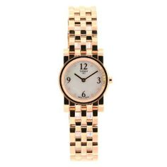 Tissot Women's T030.009.33.117.00 Classi-T Polished Rose Gold Stainless-Steel Case Mother of Pearl Dial Watch Tissot. $299.00. Polished gold stainless steel bracelet. Water-resistant to 99 feet (30 M). Antireflective sapphire. Mother-Of-Pearl dial. Polished stainless steel. Save 30%!
