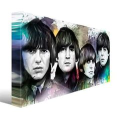 GEORGE, JOHN. RINGO AND PAUL : THE BEST OF ALL TIMES!!! Beatles Art, The Beatles, Abbey Road, John Lennon, Cool Bands, Liverpool, All About Time, Cool Hairstyles, Projects To Try