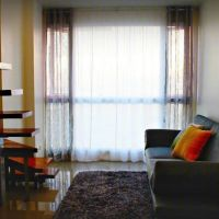 1 bedroom Apartment for rent in Arnaiz Avenue Corner Chino Roces, Makati Makati City, 1 Bedroom Apartment, Property For Rent, Open Concept, Corner, Loft, Flooring, Living Room, Design