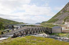 Lillefjord designed by PUSHAK; Havøysund / Norway; 2006