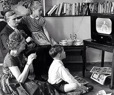 tv in the fifties