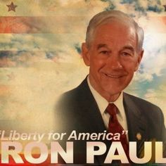 My guy for 2012. I don't consider myself a libertarian and don't agree with everything the man says, but he represents the right direction on a much broader range of issues than any other candidate. Unfortunately, he's also the candidate least likely to win. So I'm probably just writing in Jesus come November anyways.