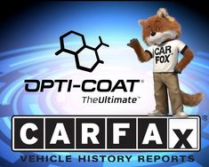 In case you missed it, Opti-Coat shows up on your CARFAX report adding more value to your vehicle.