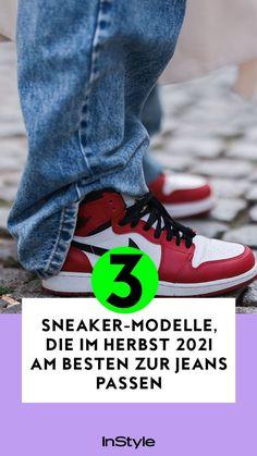 Du hast Probleme die richtigen Schuhe zu deinem Jeansschnitt zu finden? Dann hier entlang, wir zeigen euch ganz genau, welche Sneaker am besten zu deiner Jeans passen #instyle #instylegermany #mode #fashion #jeans #sneaker #schuhe Justin Timberlake, Beckham, Beyonce, Sneaker Trend, Sneakers, Fashion, Sneaker Trends, Perfect Jeans, Comfortable Shoes