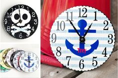 Clock Watchers - Personalized Kids Clocks
