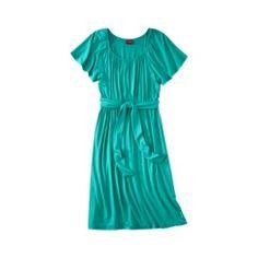 Merona® Womens Flutter Sleeve Value Dress - Assorted Colors