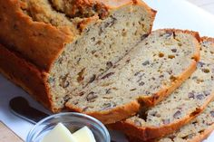 Butter Pecan Bread