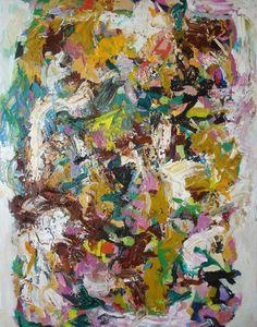 "Saatchi Art Artist: Wayne Mok; Acrylic 2014 Painting ""All I Want #11"""