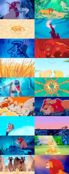 The Lion King's 20th anniversary #disney #lionking - this is my favourite film ever
