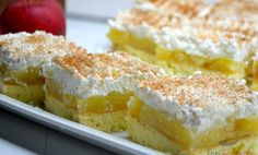 Sweet Desserts, Sweet Recipes, Baking Recipes, Dessert Recipes, Tasty, Yummy Food, Bread And Pastries, Graham Crackers, Sweet Tooth