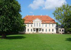 Schloss Criewen in Brandenburg (Familie von Arnim)