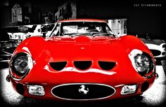 Ferrari 250 GTO...I could say some really rude things right now but all I'll say is HOT!