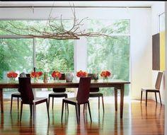 Utilizar ramas para decorar y mucho más – Madera Reclamada