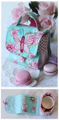 Quero ser convidada para este chá!!!