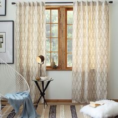 Cotton Canvas Printed Window Panel by Koba from West Elm (http://www.westelm.com/products/cotton-canvas-printed-window-panel-koba-t322/?pkey=cwindow-panels-curtains-shades)