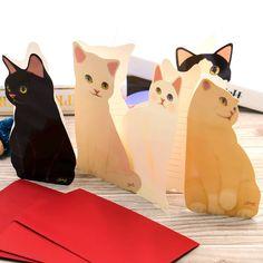 $0.83 (Buy here: https://alitems.com/g/1e8d114494ebda23ff8b16525dc3e8/?i=5&ulp=https%3A%2F%2Fwww.aliexpress.com%2Fitem%2FHigh-Quality-1PC-Cute-Cat-Folding-Greeting-Card-Birthday-Christmas-Cards-Envelope-Writing-Paper-Stationery-Gifts%2F32720085244.html ) High Quality!1PC Cute Cat Folding Greeting Card Birthday Christmas Cards Envelope Writing Paper Stationery Gifts for just $0.83