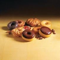 Tim Hortons - donuts, pastries and lunch shop