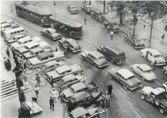 Cinelândia - Rio de Janeiro, início dos anos 60