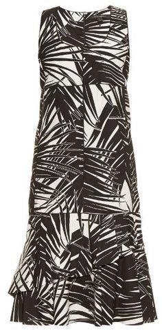 Pin for Later: Diese Palmen-Prints werden euch in tropische Stimmung versetzen  Marc Jacobs ärmelloses Kleid mit Palmen-Aufdruck (1.226 €)