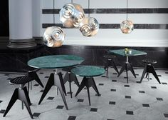 Tom Dixon launches first range of office furniture