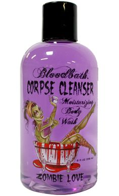 ✯ Blood Bath Corpse Cleanser✯
