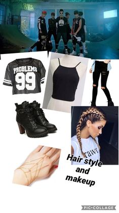 You are an American-born Kpop idol named Chong Jae Hwa, whose stage n… # Фанфик # amreading # books # wattpad Cute Teen Outfits, Hip Hop Outfits, Stage Outfits, Edgy Outfits, Dance Outfits, New Outfits, Korean Outfits Kpop, Korean Fashion Kpop, Kpop Fashion Outfits
