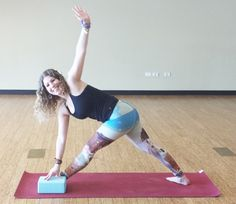 8 Yoga Poses to Try with a Yoga Block
