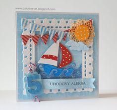 Colorina: Urodzinowe kartki dla dzieci