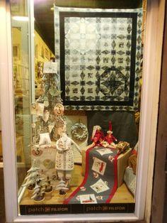 Detalle escaparate Navidad #elsalabors
