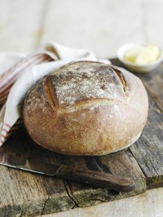 Sourdough bread | Jamie Oliver