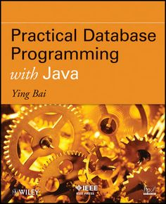 This is an excellent book for developing database applications using Java NetBeans IDE, JavaServer Pages, JavaServer Faces, and Java Beans. #java #oracle #books