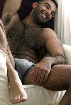 Hairy Men In Underwear 30